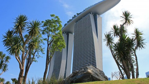Marina Bay Sands, Singapore – A Very Audacious Architecture!