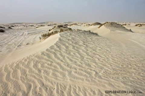 Qatar Desert: 3 Cool Places To See On a Road Trip