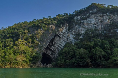 Rare Exploration Of The Immense Xe Bang Fai Cave, Laos