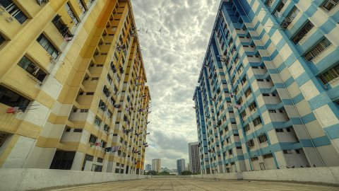 Rochor Centre: Singapore's Colorful Icon Before Demolition