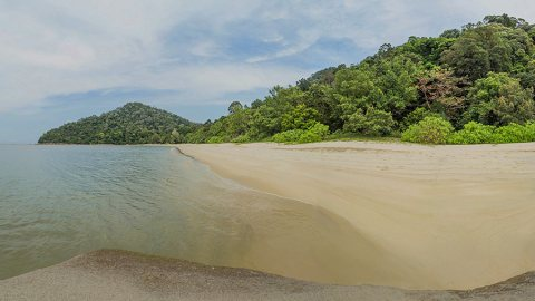 Awesome Jungle & Beach Hiking in Penang National Park, Malaysia