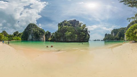 Hong Islands Tropical Paradise, Thailand