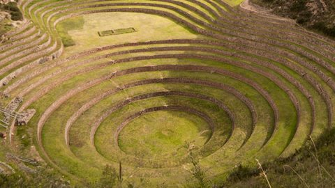 Moray Inca Ruins: The Agricultural Lab of The Sacred Valley, Peru