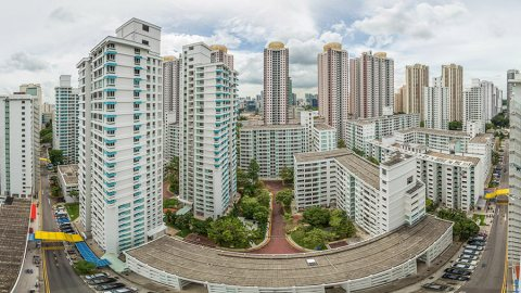 Toa Payoh, Singapore – An Impressive Concrete Jungle
