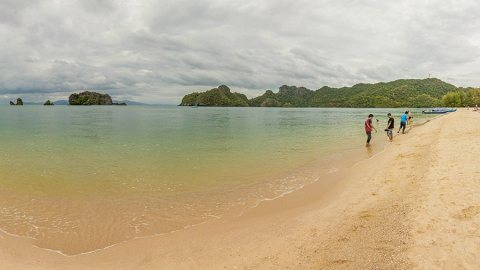 Tanjung Rhu & Black Sand Beach, Exploring the Northeastern Shores of Langkawi