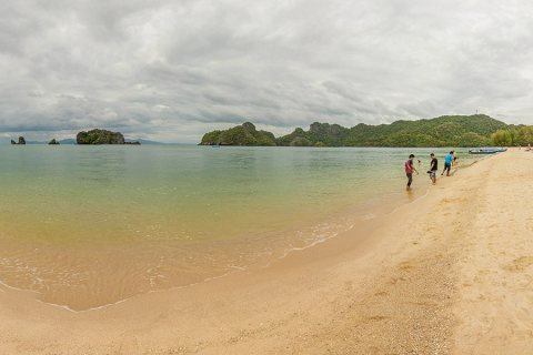 Tanjung Rhu & The Surprising Black Sand Beach, Langkawi, Malaysia