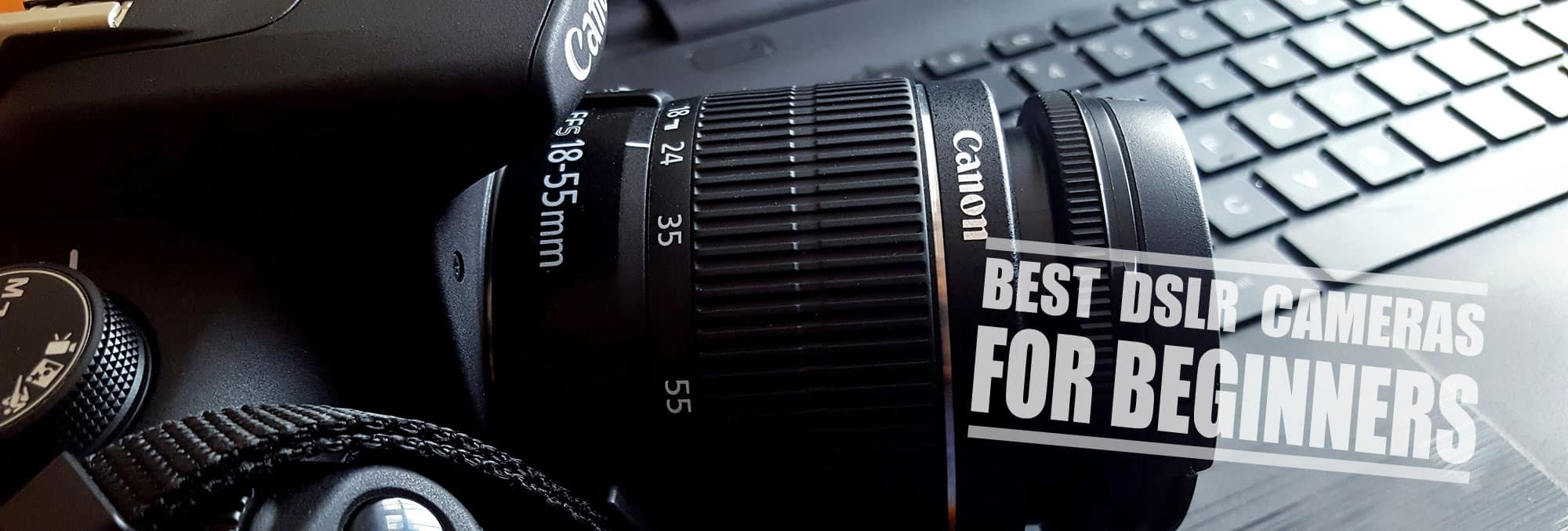 What is The Best DSLR Camera for Beginners? Reviews and Guide