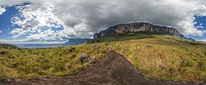 Mount Roraima Trek, Around Base Camp