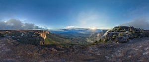 Mount Roraima Summit, Highest Point